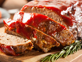 Dinner Solutions like our delicious meatloaf at The Kitchen!